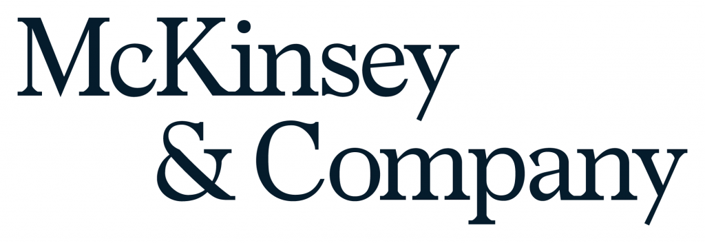 McKinsey transparent logo