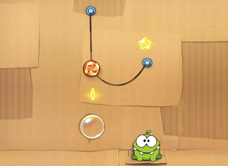 cut the rope name