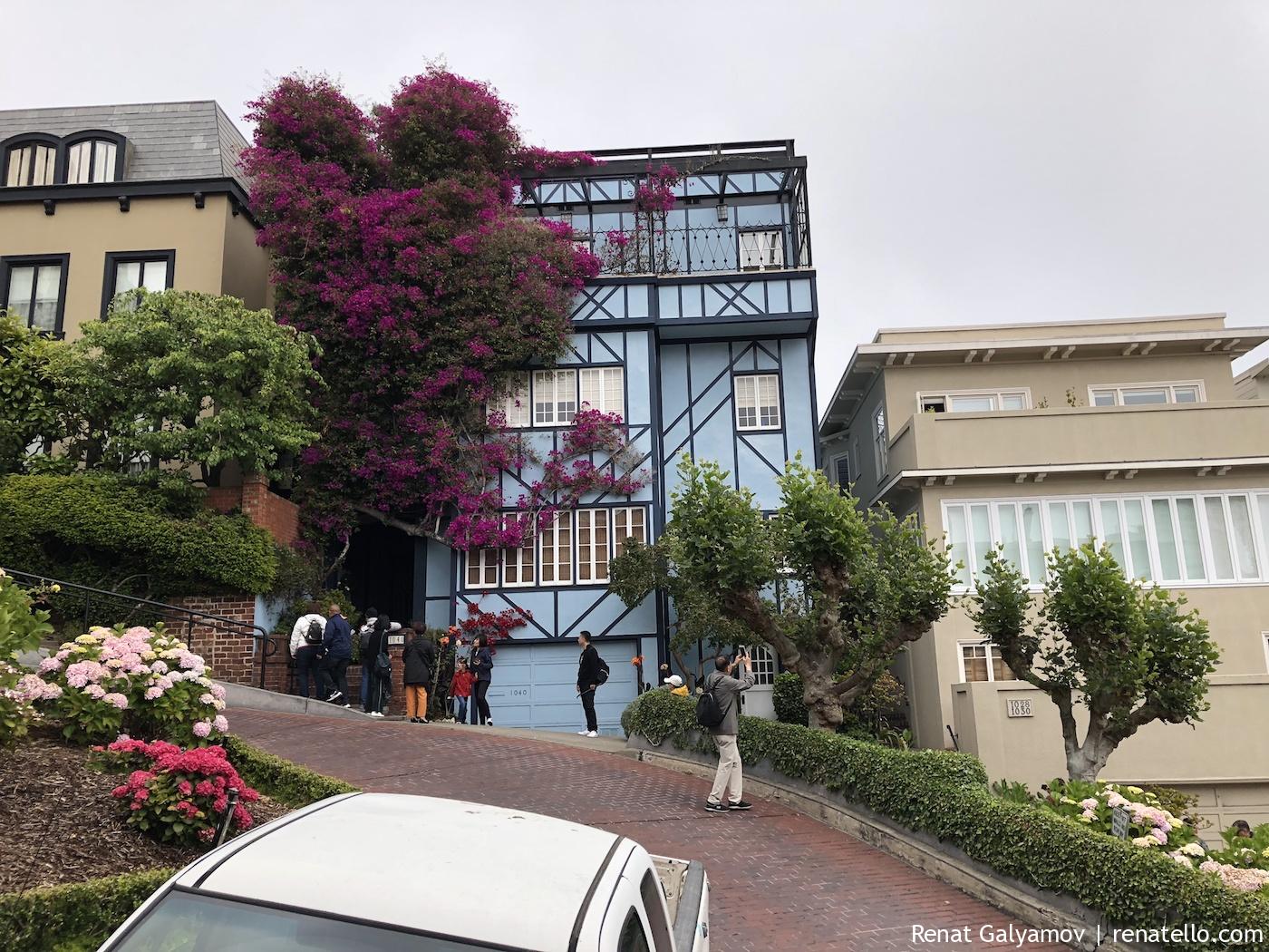 Lombard street apartments