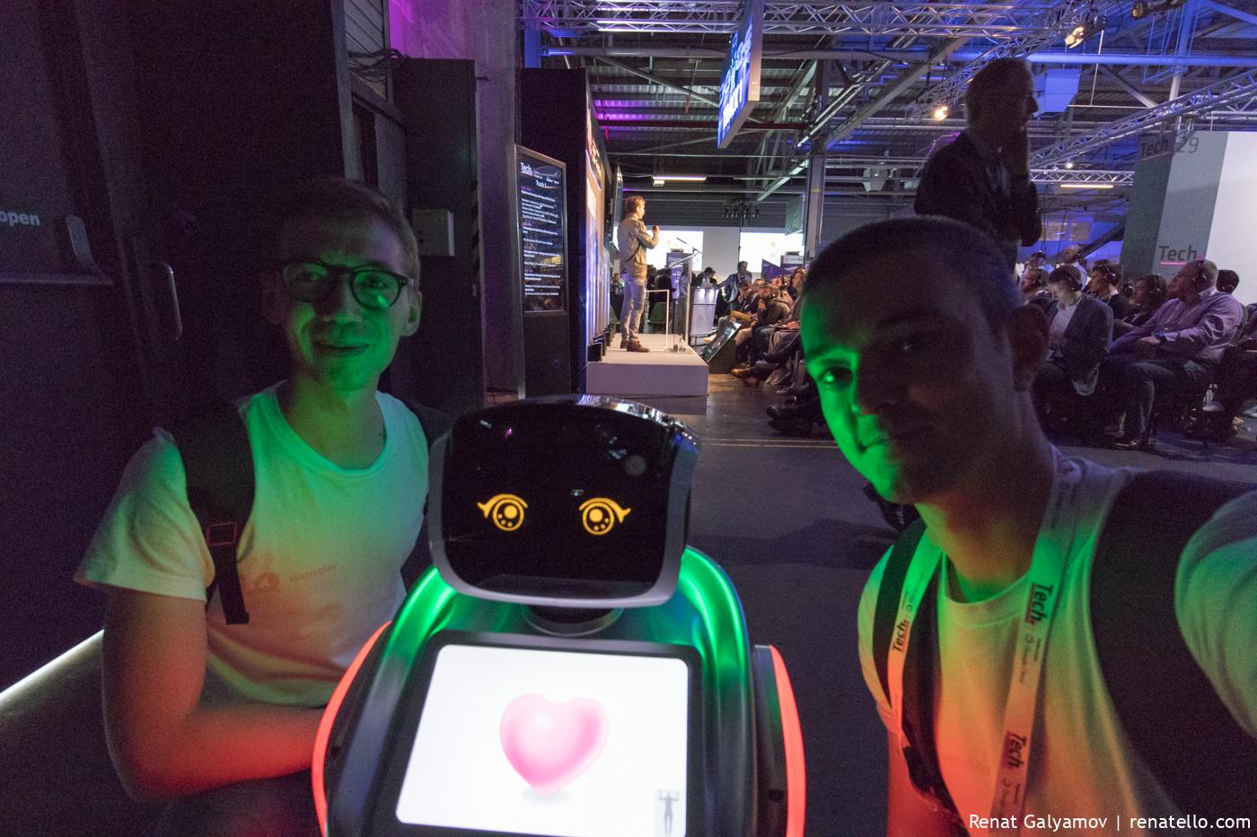 Sabot robot