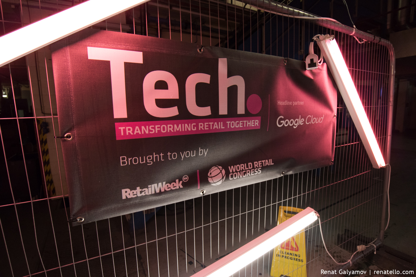 Tech. Transforming Retail Together