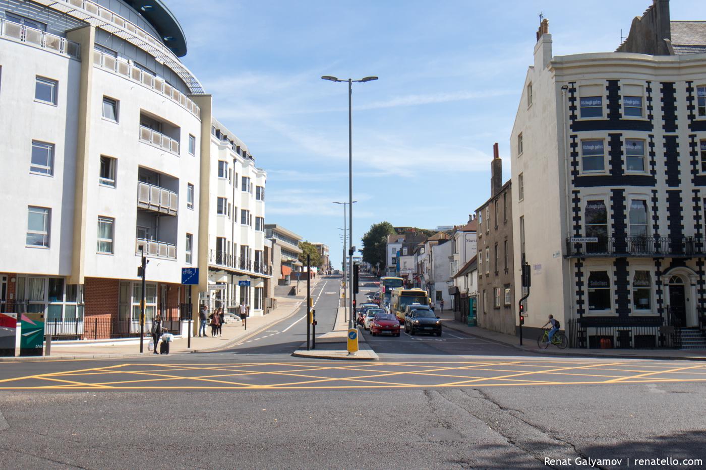 Brighton hills