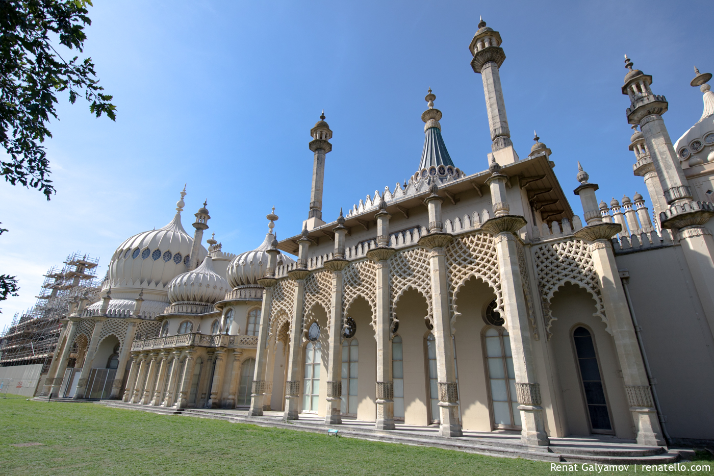 The Royal Pavilion