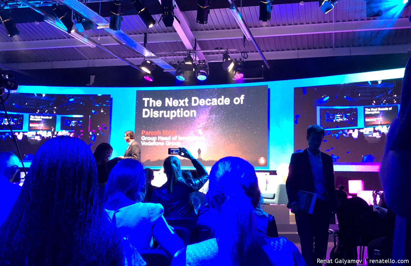 The Next Decade of Disruption at Unbound London