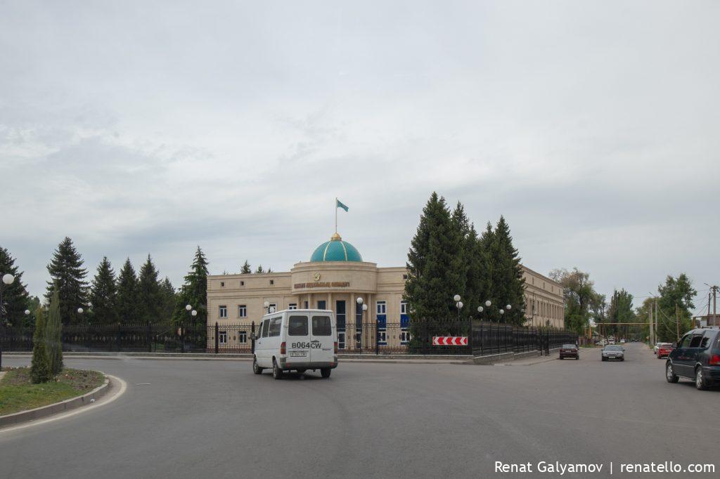Uzynagash (Узынагаш), Kazakhstan, Казахстан