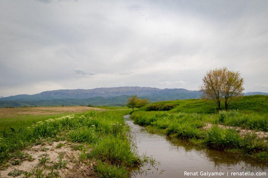 Karakastek river