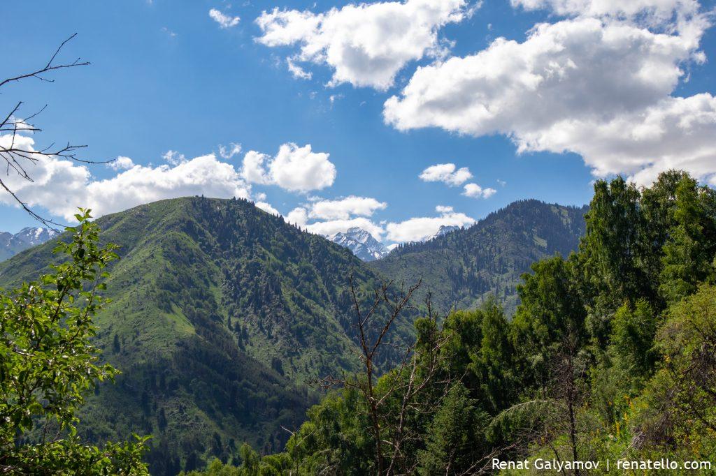 Komsomol Peak (Nursultan Peak) Almaty